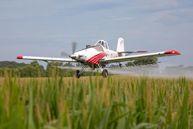 SWI Aviation- Thrush 510G