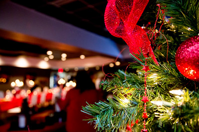 Cushing Hospital Christmas Party