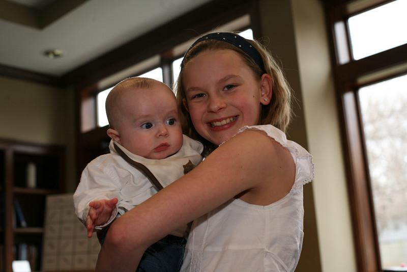 I tell ya this girl lovessss babies!!