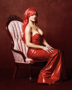 Stacey the Lioness - Jessica Rabbit