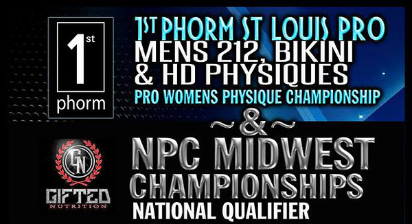 2015 St. Louis Pro & NPC Midwest Championships