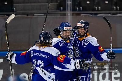 Playoff Viertelfinal (3): EVZ Novizen Elite - EHC Kloten