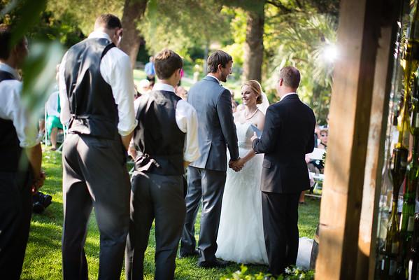 Marsh Wedding