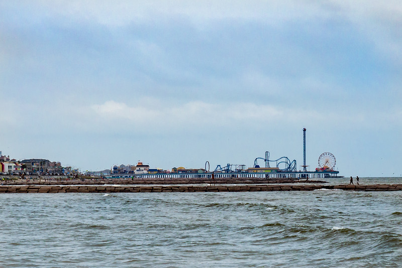 Pleasure Pier from a Distance...