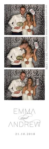 Andrew and Emma's Wedding
