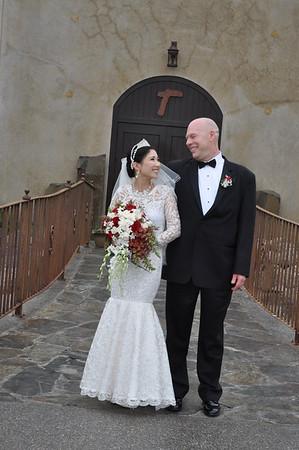 Chris & Van Wedding