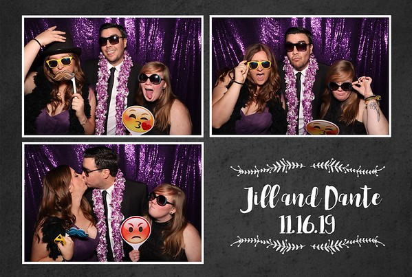 Jill & Dante's Wedding (11/16/19)