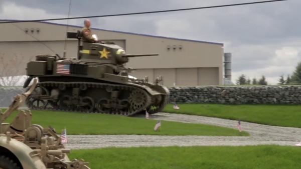 HFC tankFest 2014
