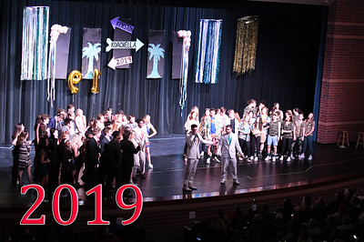 End of Show: Seniors Win!