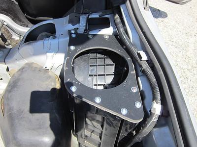 1990Nissan 300ZX 2+2 Rear Speaker Installation - Canada