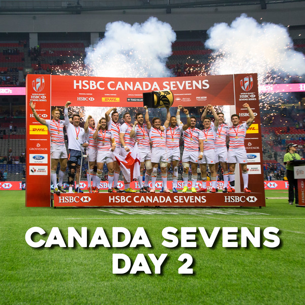 2017 Canada Sevens Day 2