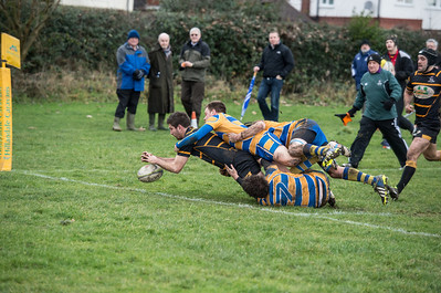 KCRFC v Old Leamingtonians 180114
