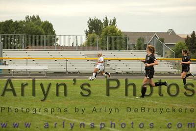 Hutch Girls Soccer vs Delano