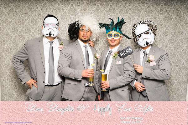 Hung&Huyen's Wedding 1-14-17