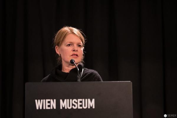 """2018-11-21 Wien Museum """"Wegwerfen ist eine Sünde"""""""