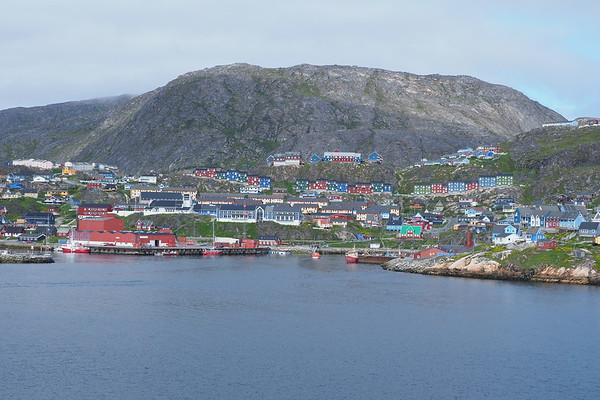8-10-2018 Qaqortoq, Greenland