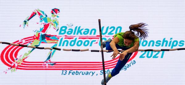 Balkan U20 Indoor Championships 2021 RAW