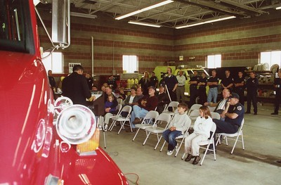 Louvires Open House - Summer 2000