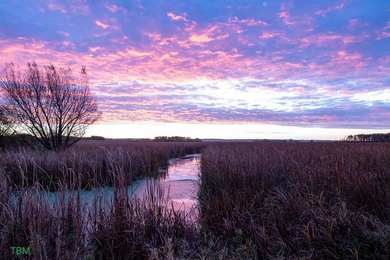 Horicon NWR Sunrise