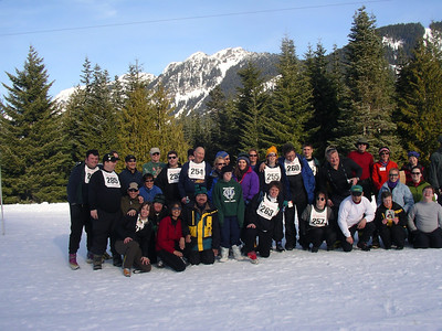 Skihawks 2006 group photo