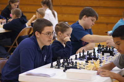 TMP-Marian Invitational Chess Tournament 2015