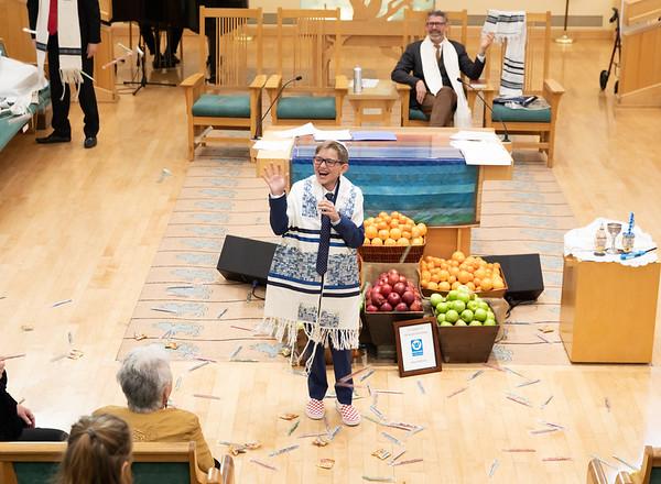 Ryan's Bar Mitzvah - Kehillat Israel