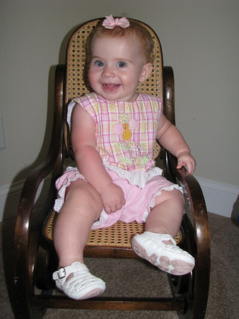 Sofie is 9 months old!