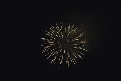 2010 July 4 Isthmus Fireworks
