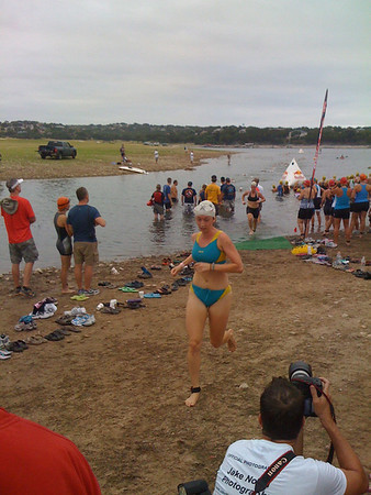 Triathlon at Pace Bend