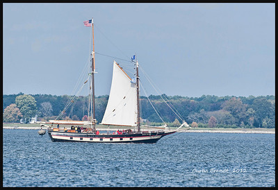 2012 Cambridge Schooner Rendezvous
