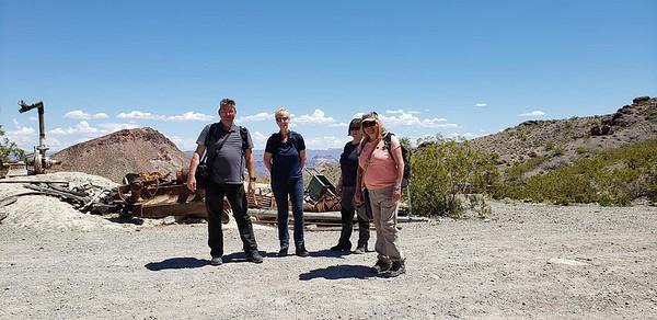 4/25/19 Eldorado Canyon ATV Tour with Gold Mine
