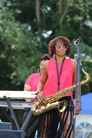 2015 Southern Maryland Wine, Jazz, R&B and Funk Festival