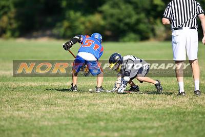 07/21/07 (U11 Blue) Express West 2014 vs. Bulldog Elite