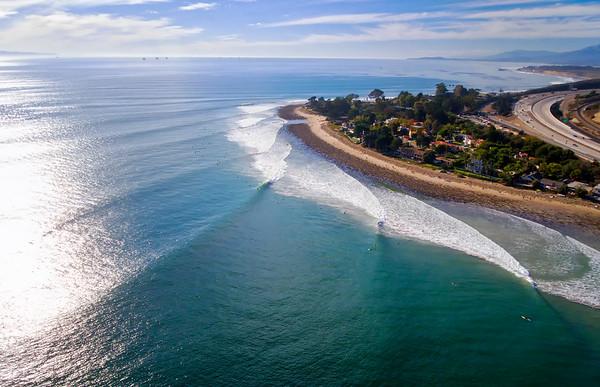 California winter 2016