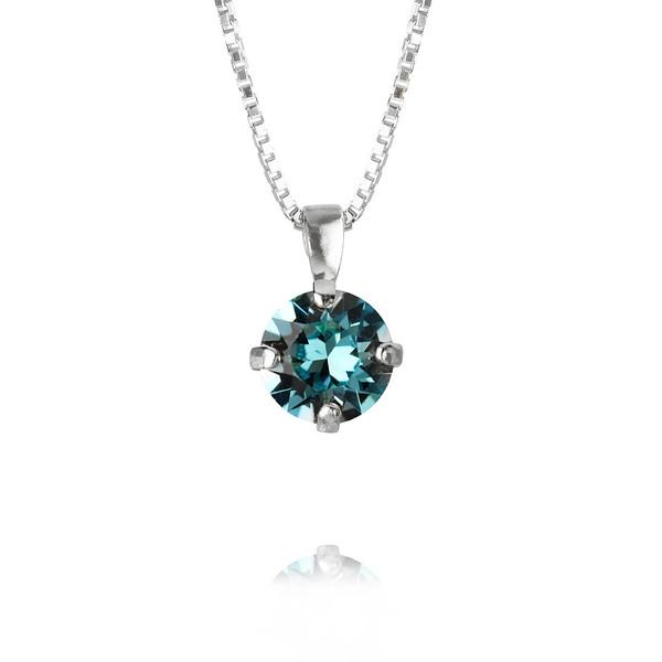 Classic Petite Necklace : Light Turquise.jpg