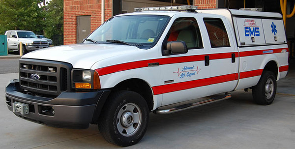 Cleveland County EMS