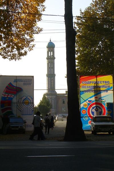 Dushanbe Cityscapes - Dushanbe, Tajikistan