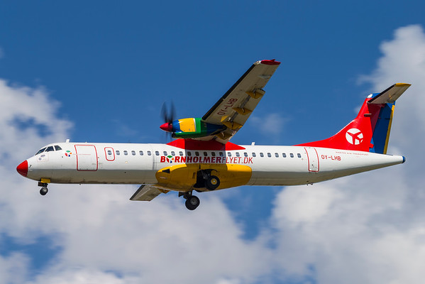 OY-LHB - ATR 72-202