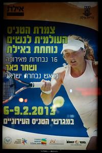 Fed cup 2013 Eilat Israel