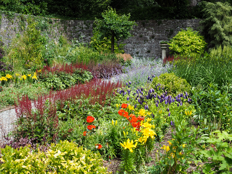 Walled Garden at Ashford Castle