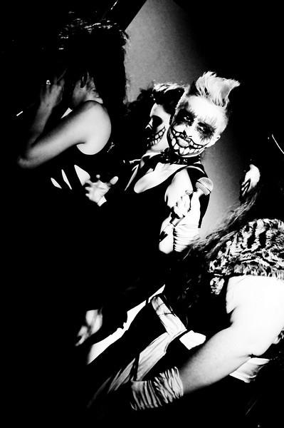 Midnight Burlectro - Halloween '09