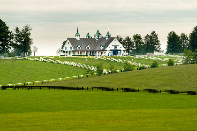 Keeneland Race Track, Lexington, KY