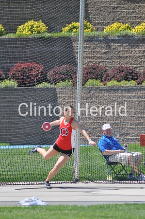 Iowa Class 4A state track Thursday 5-21-15