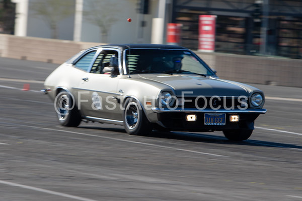 Custom Gallery - Silver Ford Pinto