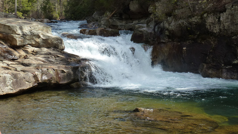2012-03-11 Beech Bottom Trail to Jack River Falls