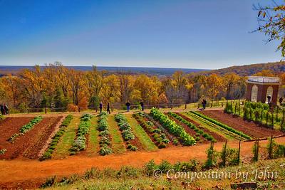 Monticello, Home of Thomas Jefferson VA