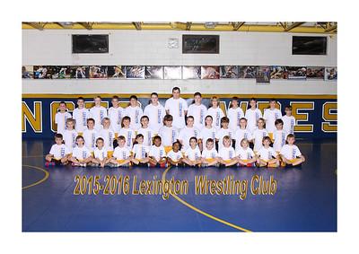 2015-2016Lexington wrestling club