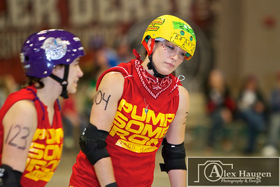 Quad City Rollers - Avengers of the Track