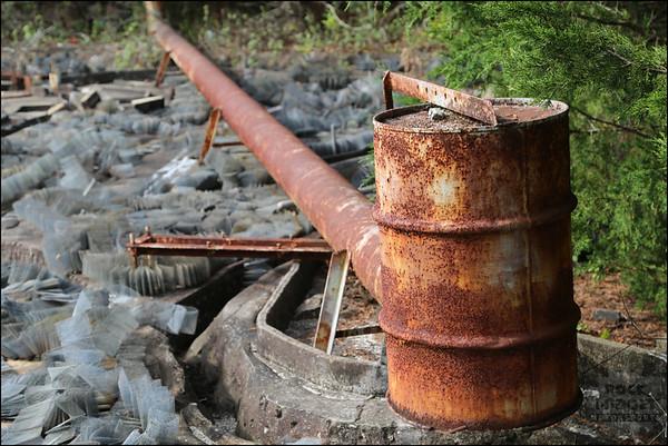 Abandoned MS River Model