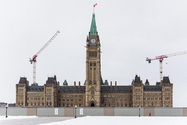 Ottawa - Hiver 2021
